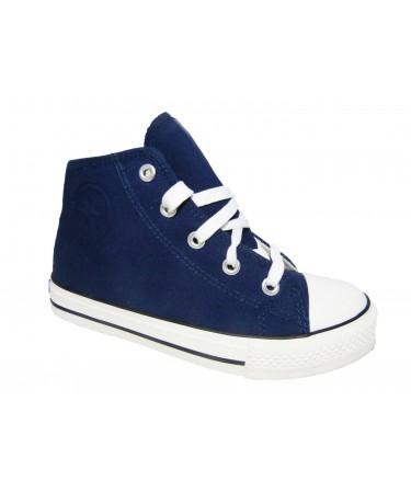 Zapatillas de lona tipo bota