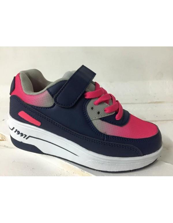 Zapatillas con ruedas para niñas