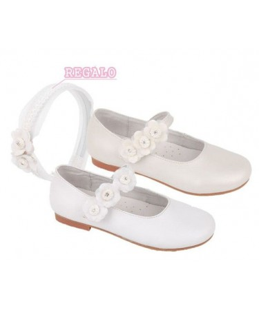 Zapatos de comunion niña baratos