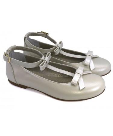 Zapatos de comunion niña