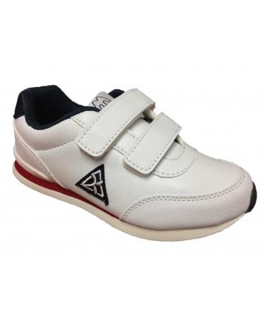 Zapatillas deportivas niño con puntera