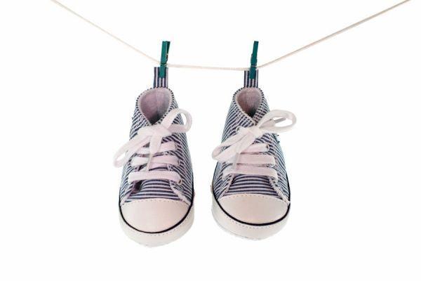 Cómo limpiar la puntera de tus zapatillas de lona