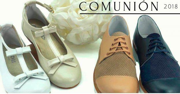 Zaptos de comunion para niño o niña en calzado infantil mayka