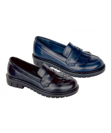 Zapato blucher niña