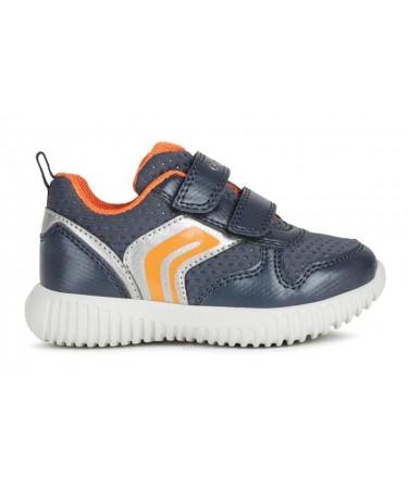 Zapatillas geox para niño con velcro