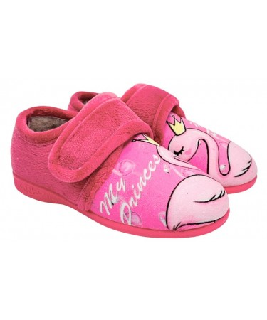 Zapatillas de estar por casa niña
