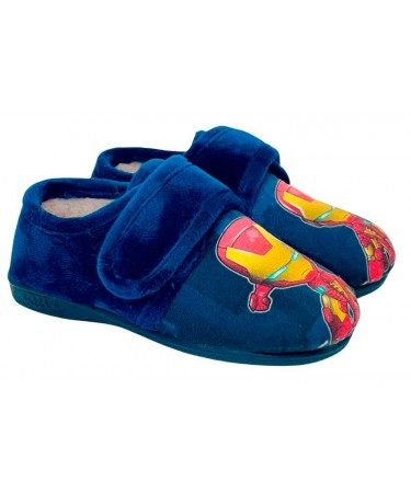 Zapatillas de estar por casa niño Heroes