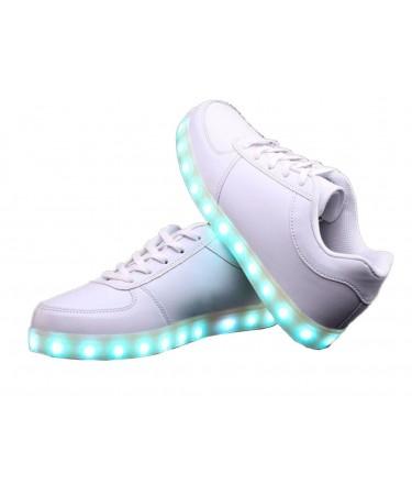Zapatillas con luces led