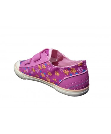 Zapatillas lona niña