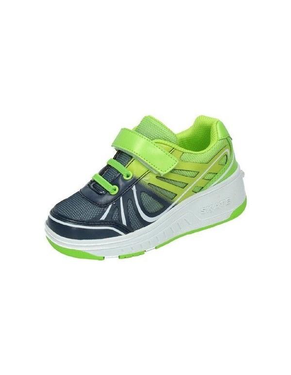 Zapatillas con ruedas para niños