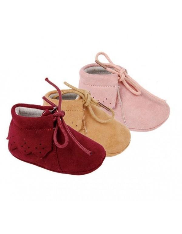 Pisacacas botas safari para bebe