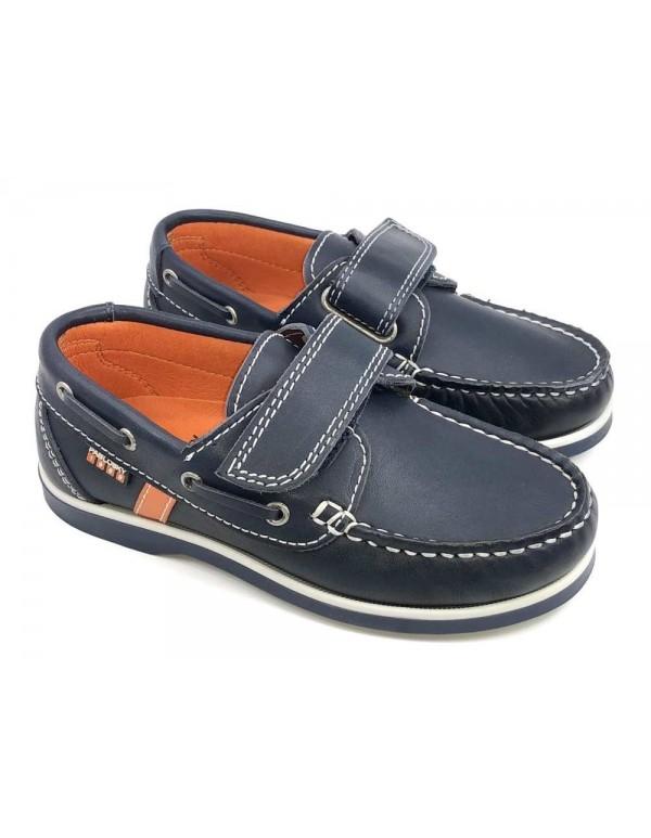Zapato pablosky para niño con velcro