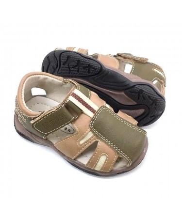 Sandalias niño reforzadas