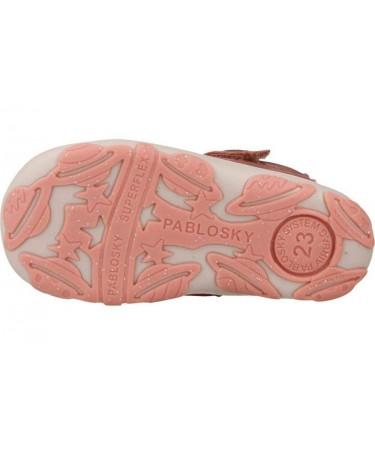 Zapato mercedes Pablosky con puntera