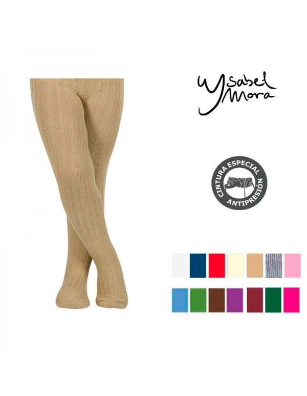 Leotardo camel Ysabel Mora