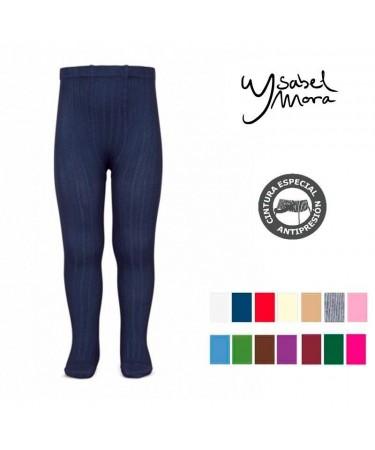 Leotardo azul marino Ysabel Mora
