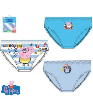 Pack 3 Slips Peppa Pig
