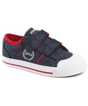 Zapatillas de lona niño Joma