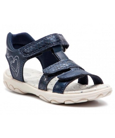 Sandalias Geox para niña con velcros