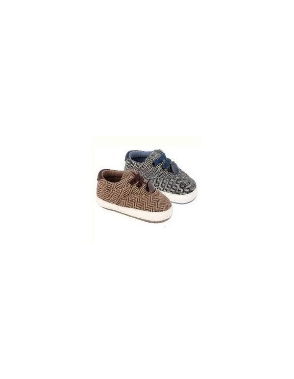 Zapatos de bebe sin suela