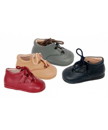Zapatos inglesitos niños piel