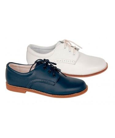 Zapatos blucher de niño