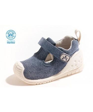 Zapatos niño con...