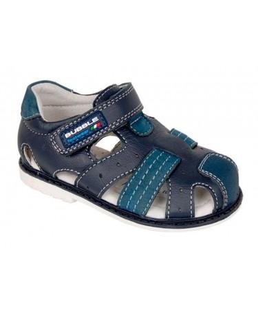 Sandalias de piel para niño