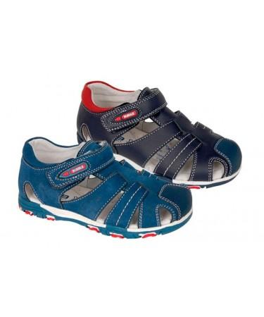 Sandalias para niño azules