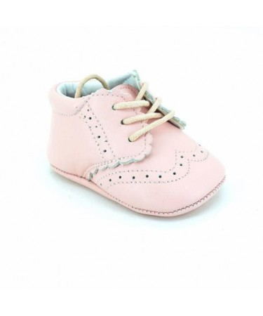 Zapatos de bebe tipo blucher
