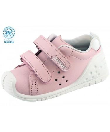Zapatillas deportivas niña Titanitos