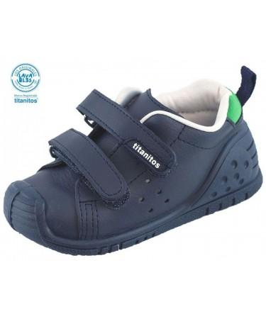 Zapatillas deportivas niño Titanitos