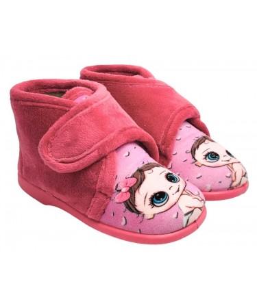 Zapatillas de casa para niña