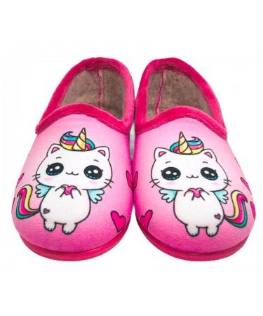 Zapatillas casa para niña