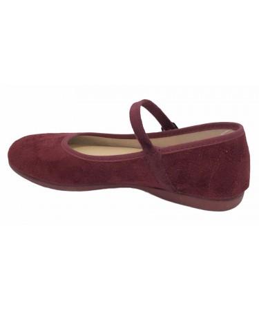 Zapatos niña nacionales con hebilla