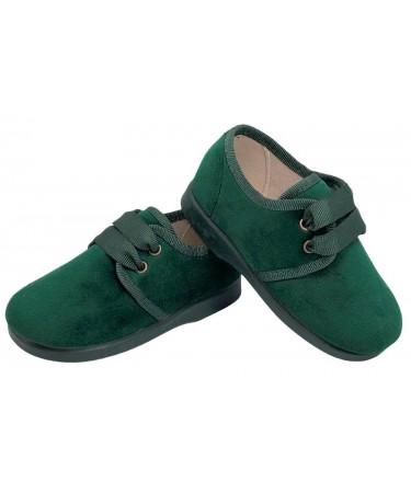 Zapatos unisex terciopelo nacionales