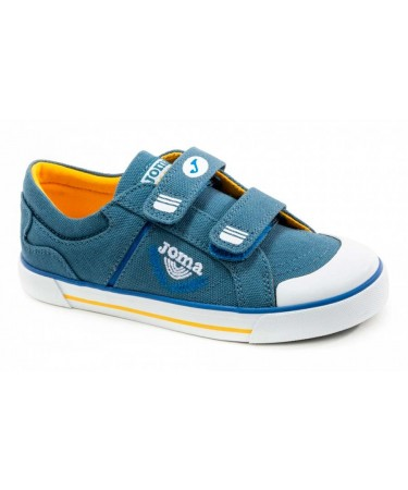 Zapatillas lona niños marca Joma