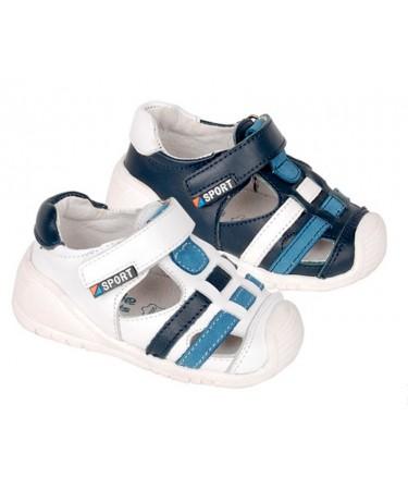 Sandalias deportivas niño reforzadas