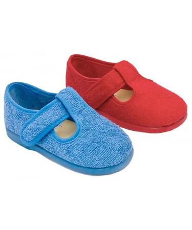 Zapatillas casa niño pepito