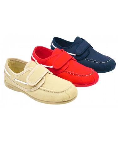 Zapatos niño tipo nauticos