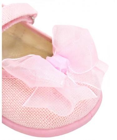 Zapatos de niña en lino