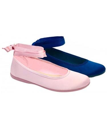 Zapatos niña nacionales tipo ballet