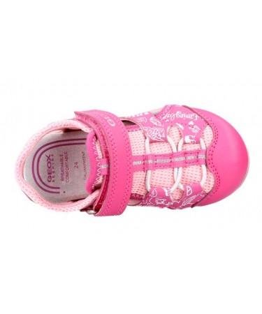 Sandalias geox niña rosas