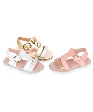 Sandalias niña elegantes