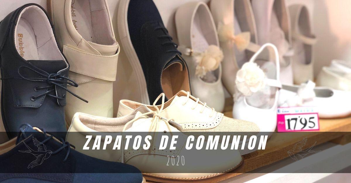 Consejos a la hora de elegir zapatos de comunión