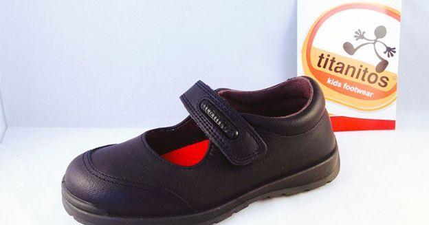 Zapatos lavables Titanitos para la vuelta al cole
