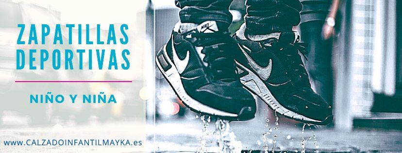 Zapatillas deportivas niño y niña