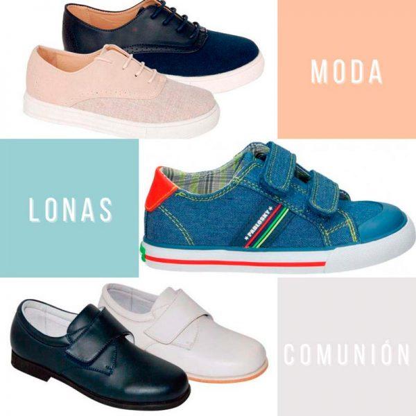 Zapatos para niños 2021